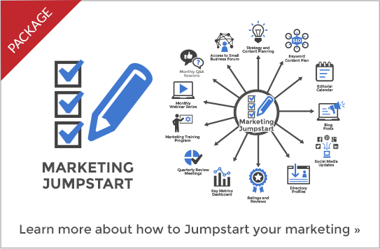Marketing Jumpstart graphic